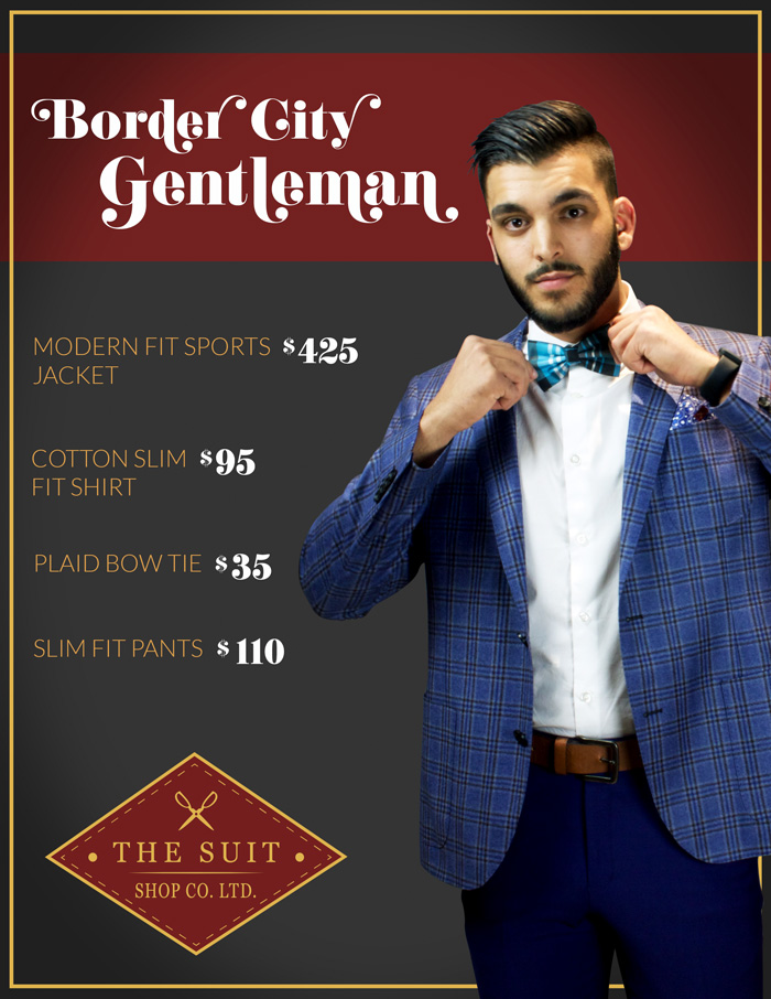 Featured Outfit: Border City Gentleman