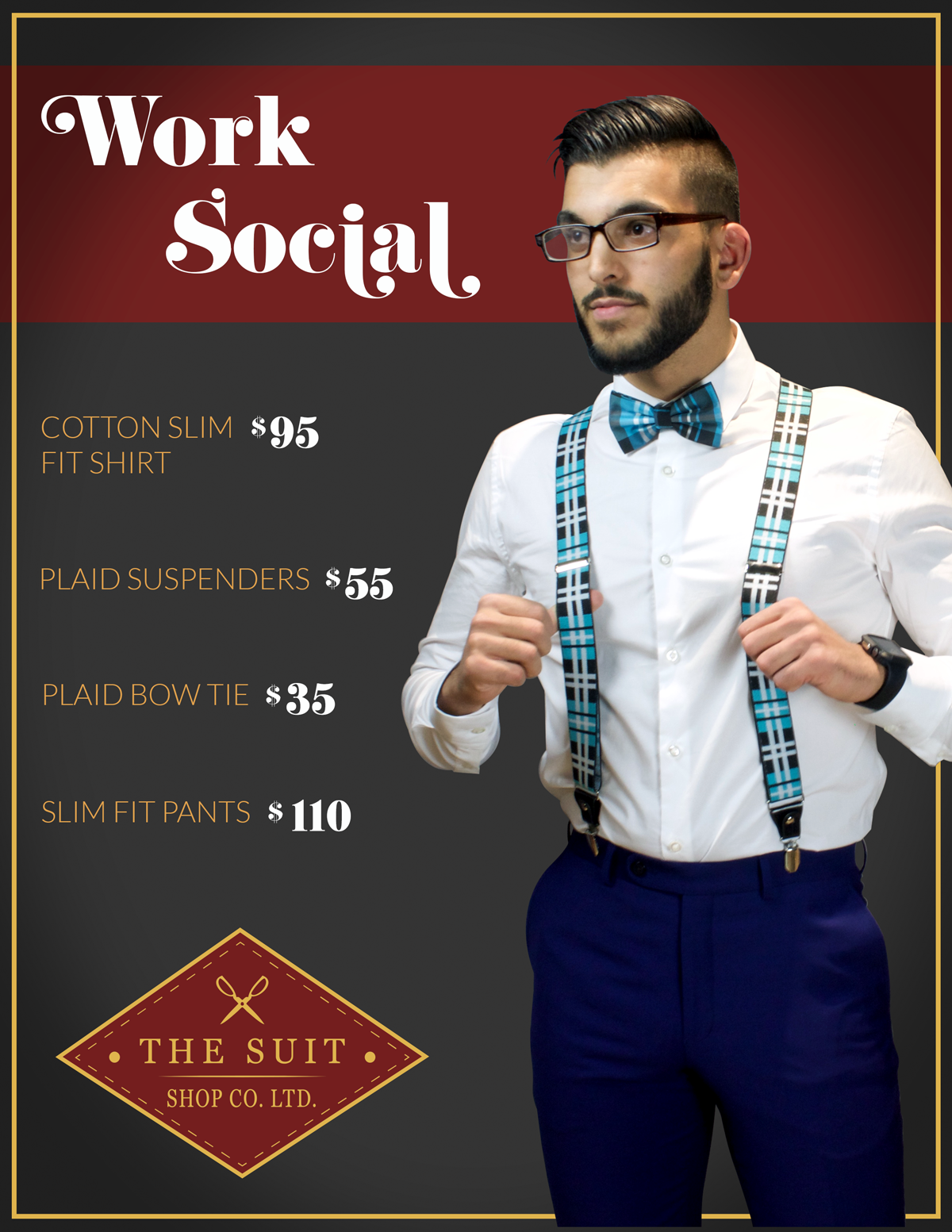FEATURED OUTFIT: WORK SOCIAL